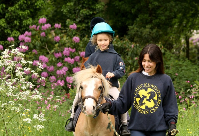 Why a Pony Morning at Checkendon Equestrian Centre is great for your child